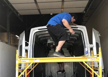 The Dent CO Fleet Paintless Dent Repair